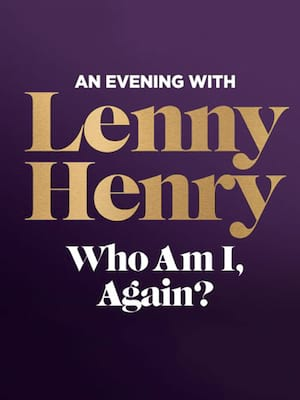 Lenny Henry, New Theatre Oxford, Oxford