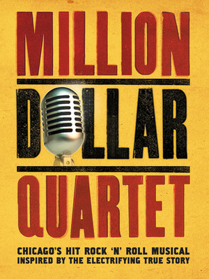 Million Dollar Quartet, Jennie T Anderson Theatre, Atlanta