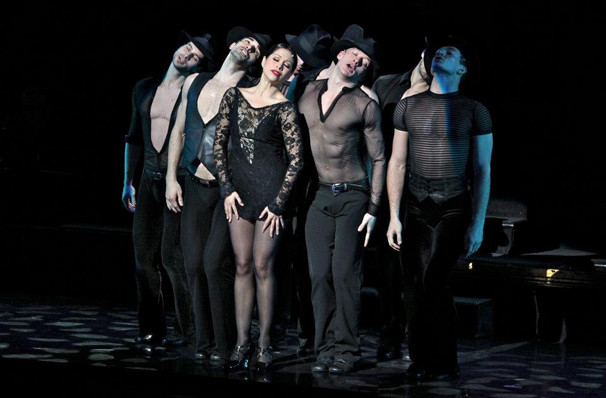 Chicago The Musical, Ziff Opera House, Miami