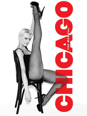 Chicago - The Musical Poster