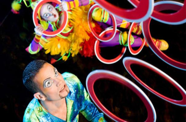 Cirque du Soleil La Nouba, Cirque du Soleil Downtown Disney, Orlando