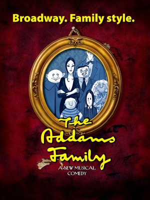 The Addams Family at Academy of Music