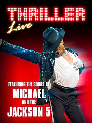 Thriller Live, Sunderland Empire, Newcastle Upon Tyne