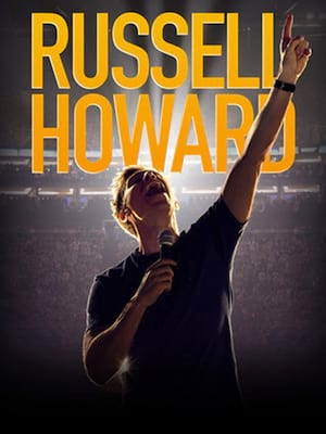Russell Howard at Eventim Hammersmith Apollo
