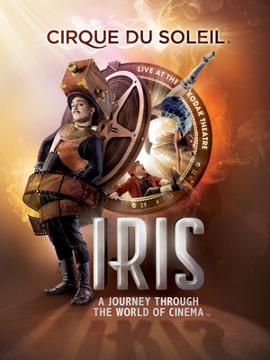 Cirque Du Soleil - Iris at Gallery MC
