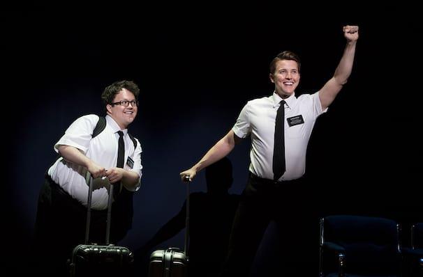 The Book Of Mormon Breaks Records At Eugene O'Neill Theatre