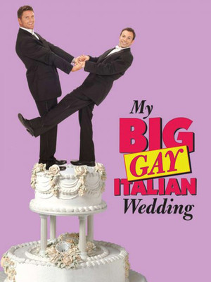 My%20Big%20Gay%20Italian%20Wedding at 13th Street Repertory Theater
