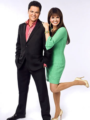 Donny and Marie Osmond, Flamingo Showroom, Las Vegas