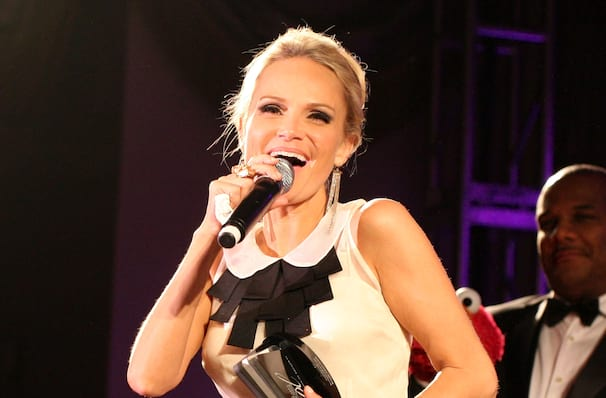Kristin Chenoweth's one night visit to Sarasota
