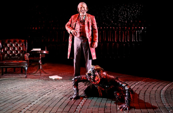 The Screwtape Letters, Wagner Noel Performing Arts Center, Midland