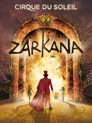 Cirque Du Soleil: Zarkana Poster