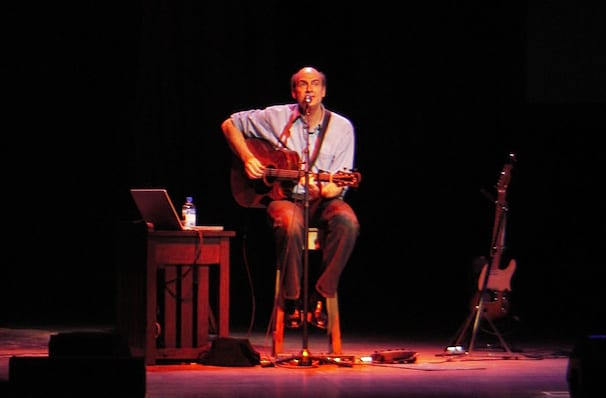 James Taylor, MTS Centre, Winnipeg