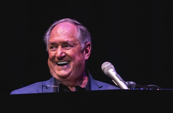 Neil Sedaka, Hawaii Theatre, Honolulu