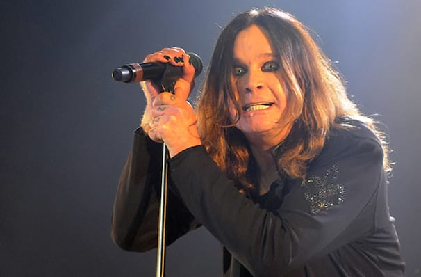 Ozzy Osbourne, Tacoma Dome, Seattle