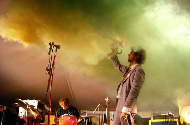 The Flaming Lips, Royal Oak Music Theatre, Detroit