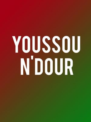 Youssou N'Dour Poster