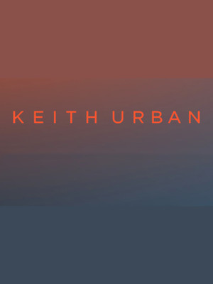 Keith Urban at Rogers Arena