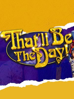 Thatll be the Day, Alexandra Theatre, Birmingham