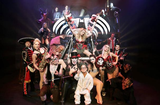 Circus of Horrors , Kings Theatre, Glasgow