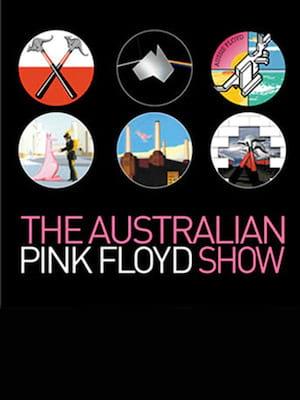 The Australian Pink Floyd Poster