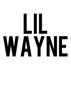 Lil Wayne at Toyota Center