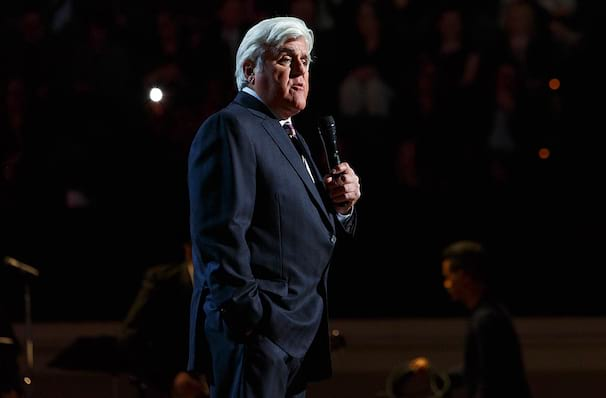 Jay Leno, Cobb Energy Performing Arts Centre, Atlanta