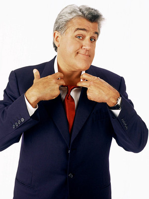 Jay Leno at Mortensen Hall - Bushnell Theatre