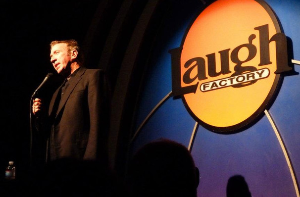 Tim Allen, Tucson Music Hall, Tucson
