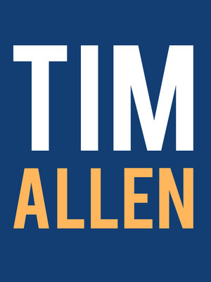 Tim Allen at Riverside Theatre