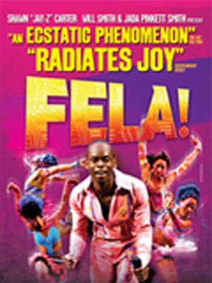 Fela! at Al Hirschfeld Theater
