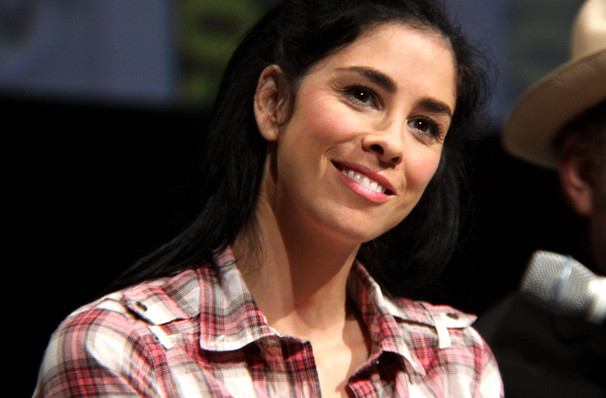 Sarah Silverman coming to Portland!