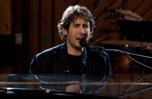 Josh Groban dates for your diary