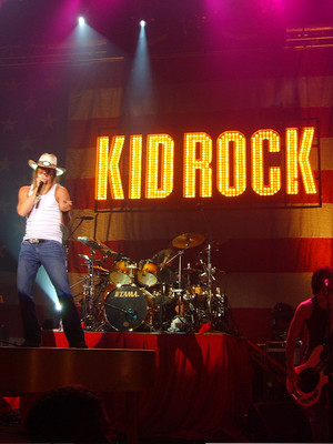 Kid Rock, Riverbend Music Center, Cincinnati