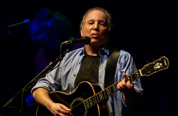 Paul Simon, Spokane Arena, Spokane
