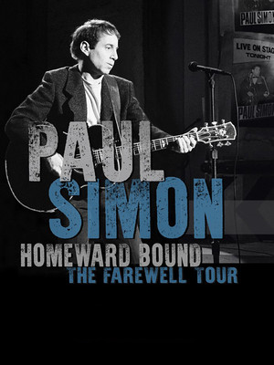 Paul Simon at Lakewood Amphitheatre