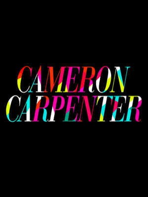 Cameron Carpenter at Northrop Auditorium