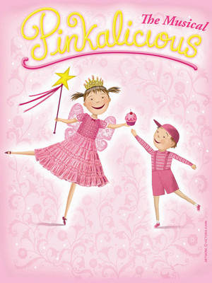 Pinkalicious at Newmark Theatre