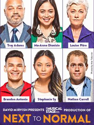 Next To Normal at CAA Theatre