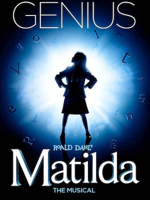 Matilda The Musical, Cambridge Theatre, London