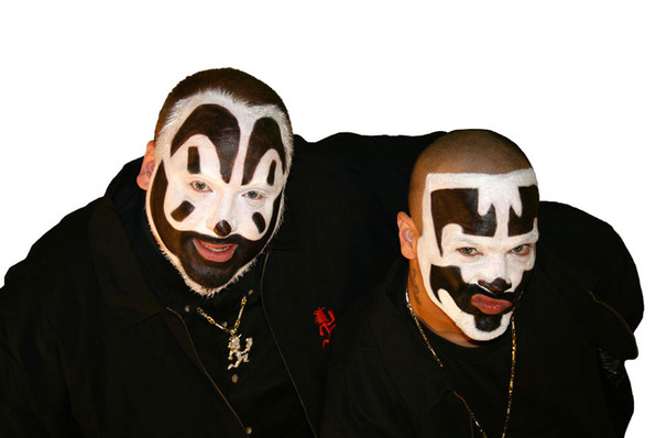 Insane Clown Posse, Majestic Theater, Detroit