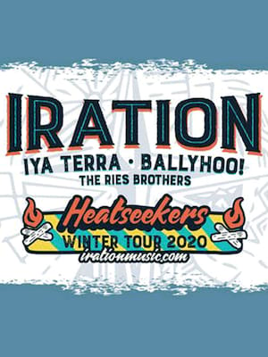 Iration at Toads Place