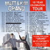 Matt and Kim, Ogden Theater, Denver