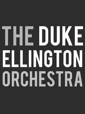 Duke Ellington Orchestra, Benaroya Hall, Seattle