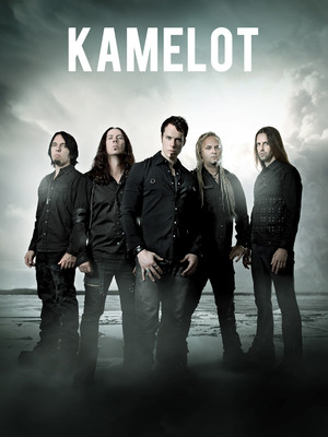 Kamelot at The Underground Charlotte