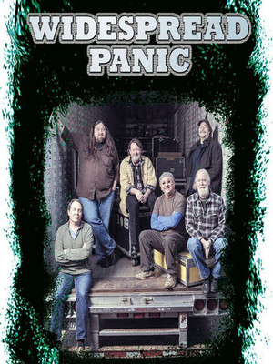 Widespread Panic, Red Rocks Amphitheatre, Denver