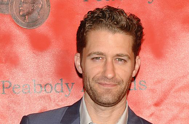 Matthew Morrison, Mccallum Theatre, Palm Desert
