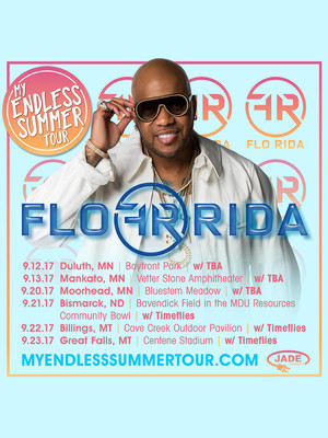 Flo Rida, Bellco Theatre, Denver