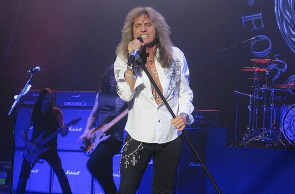 Whitesnake, Hard Rock Live, Orlando