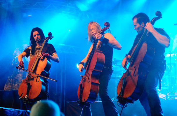 Apocalyptica, Big Night Live, Boston