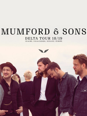 Mumford And Sons at North Charleston Coliseum